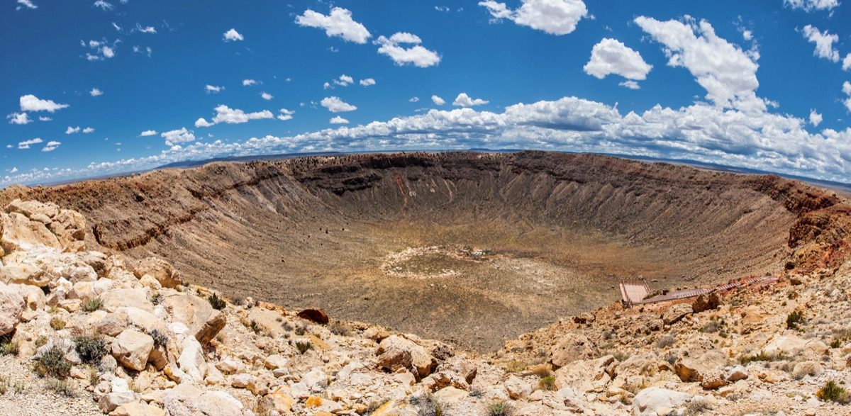 Meteor Crater Privately Owned Landmarks