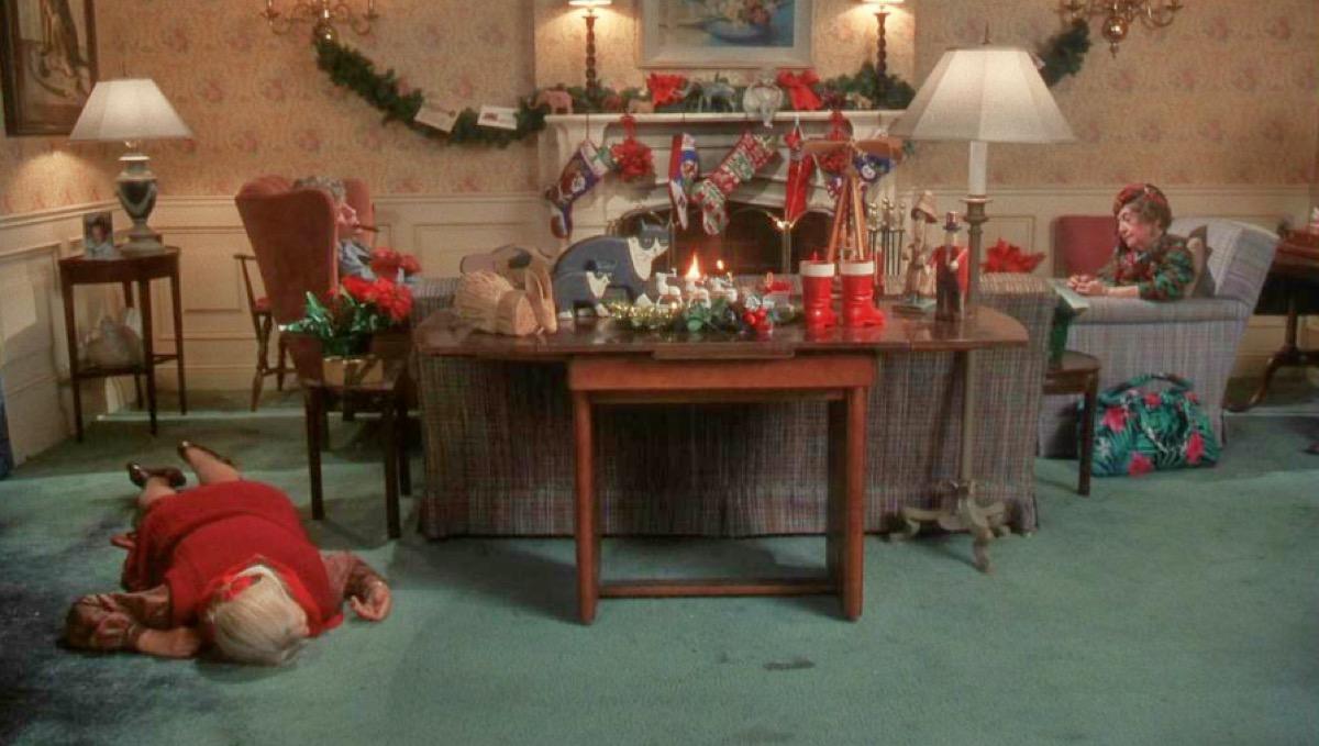 national lampoon christmas vacation, 1980s home decor