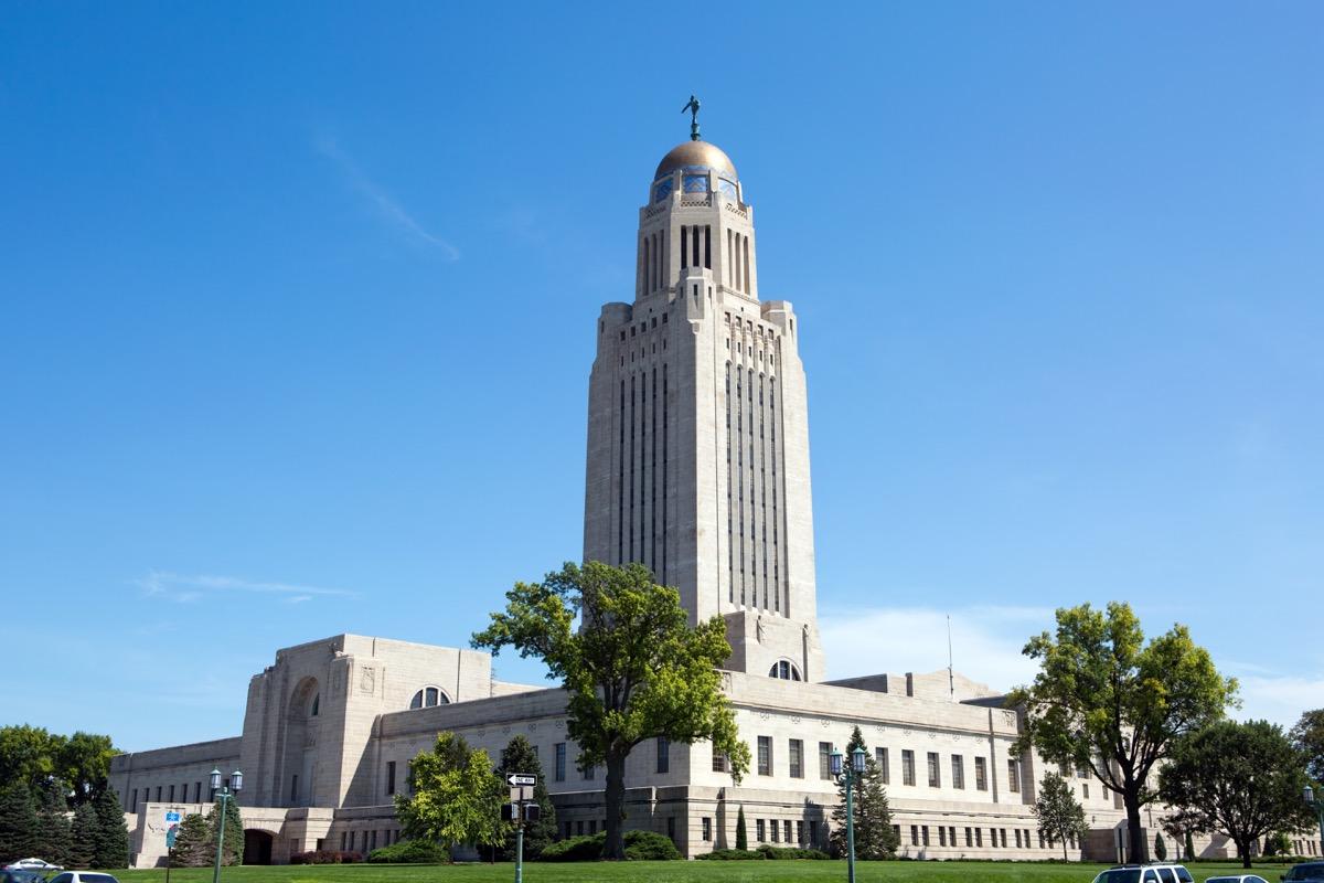 nebraska state capitol buildings