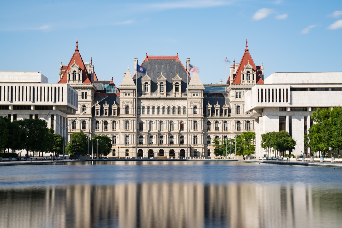 new york state capitol buildings