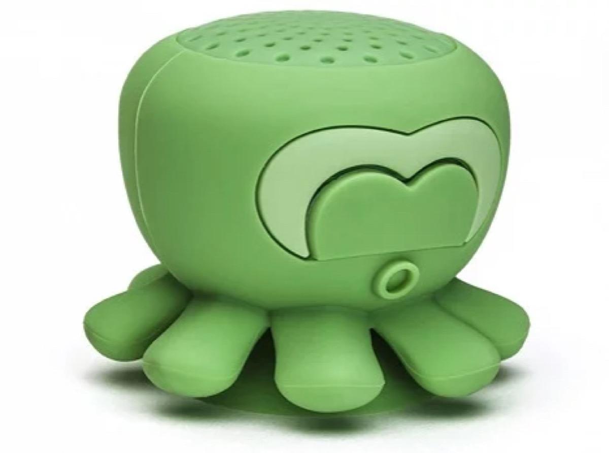 octopus waterproof bluetooth speaker