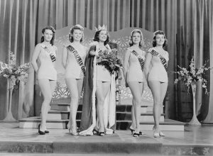 old beauty pageant black and white, pageant facts