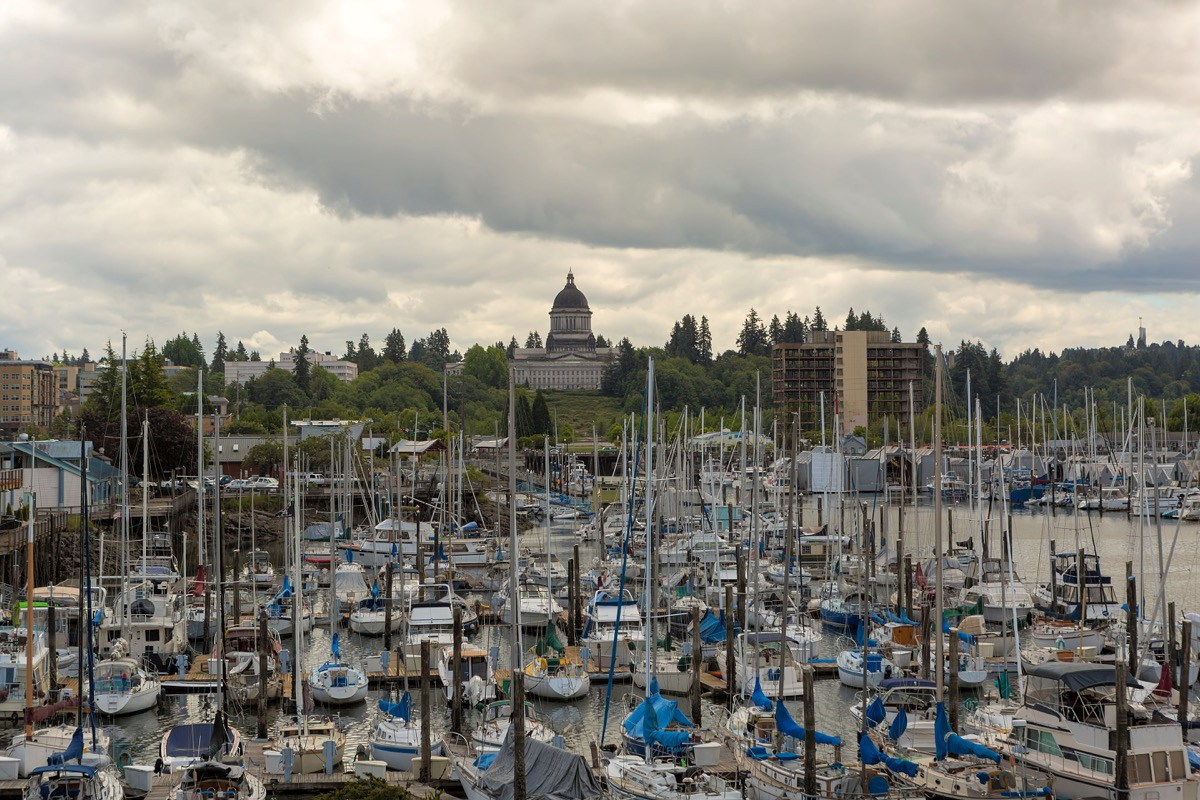 olympia washington state capitol buildings
