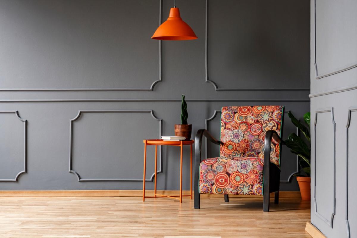 wall molding interior design tips