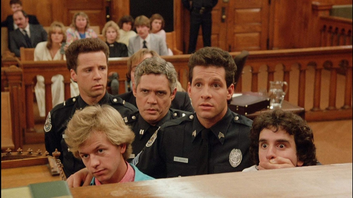 police academy citizens on patrol 4, worst rated movies