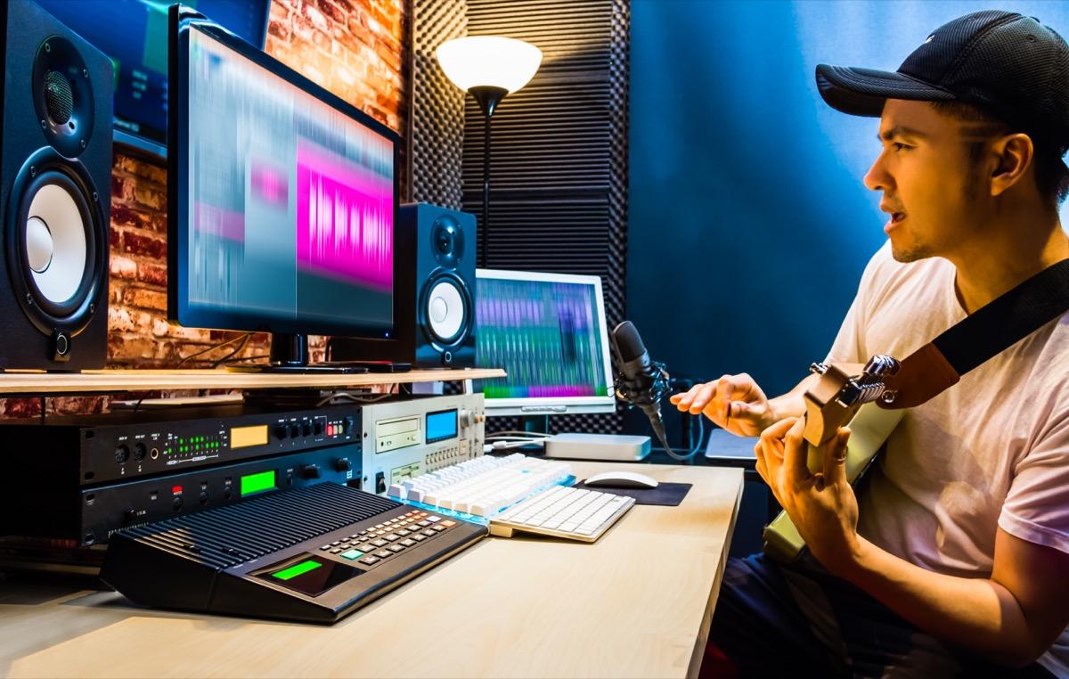 home recording studio, downgrade upgrades, worst home improvements