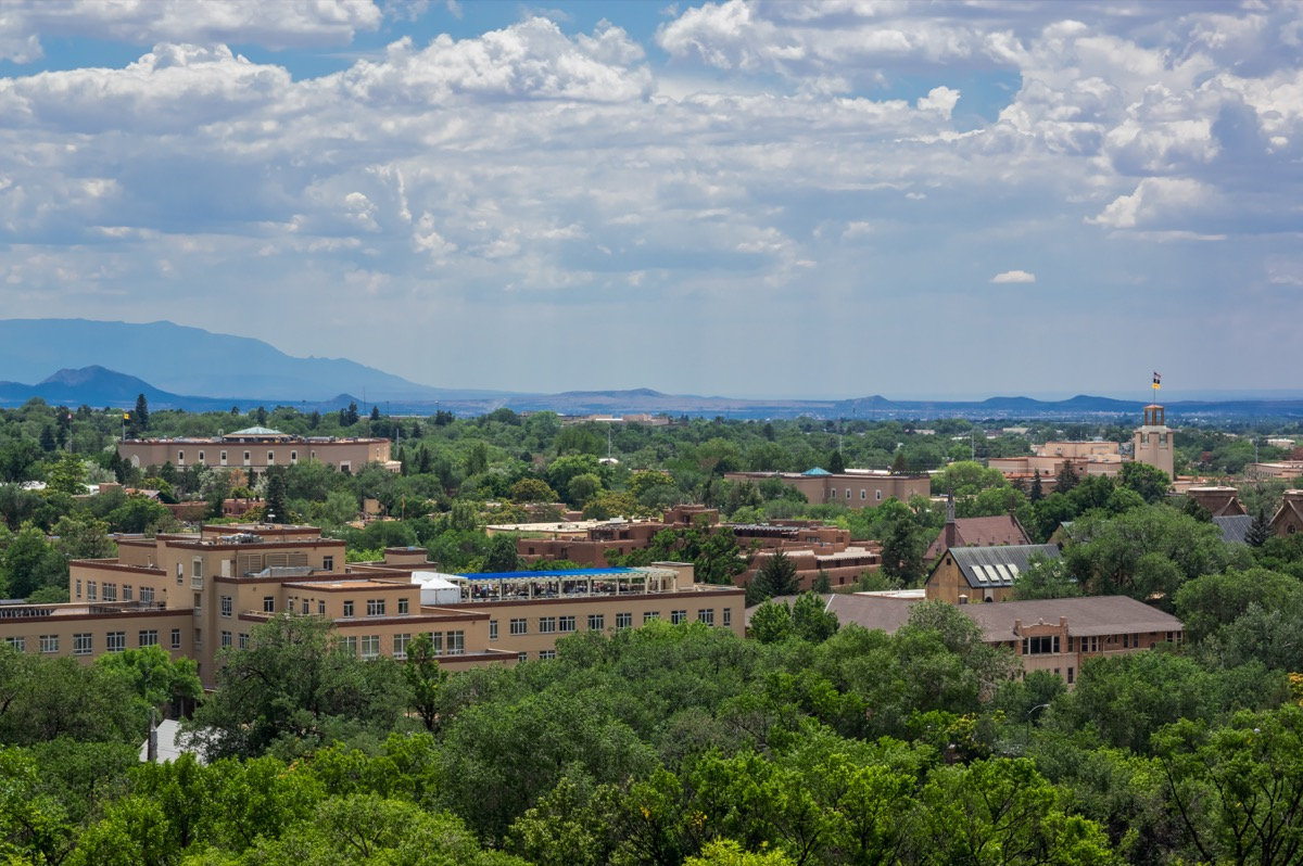 santa fe new mexico state capitol buildings