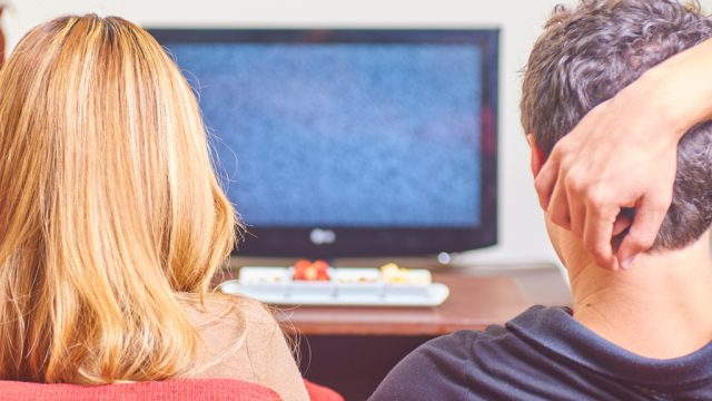 couple opts to watch Netflix instead of having sex.