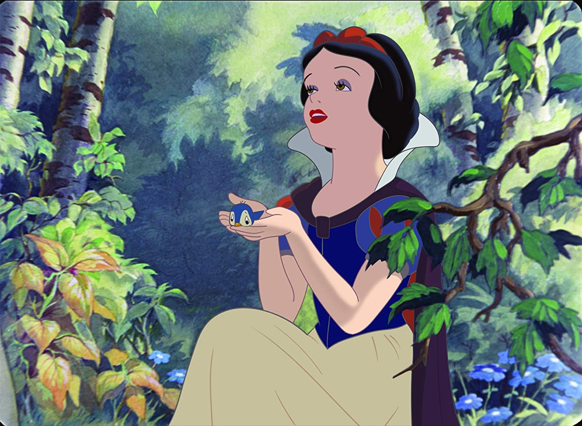 snow white and the seven dwarfs movies on rotten tomatoes with the highest ratings