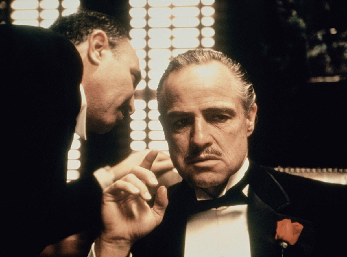 the godfather marlon brando movies on rotten tomatoes with the highest ratings