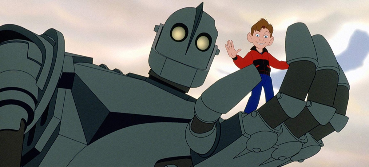 the iron giant film screenshot, best cult movies