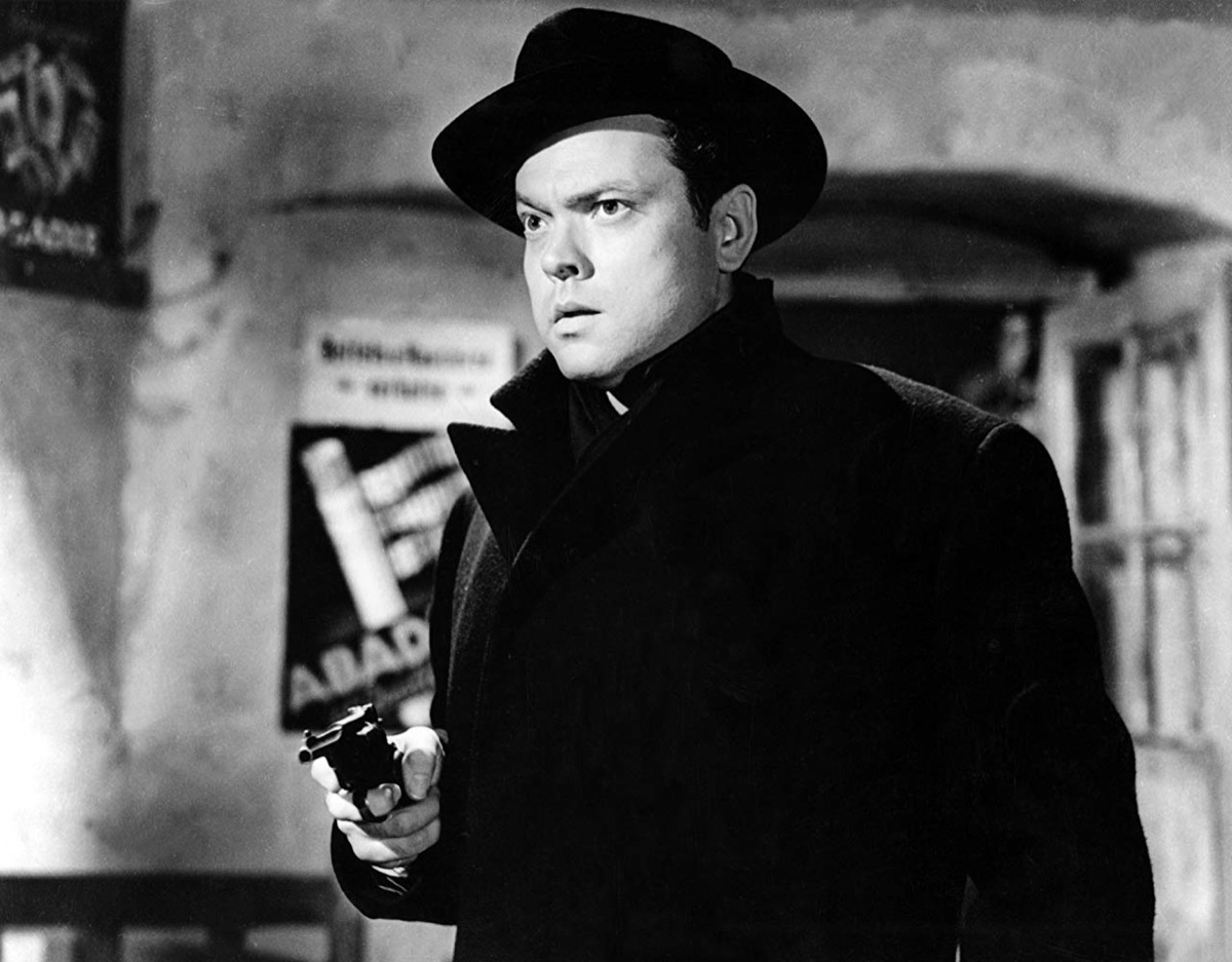 the third man orson welles movies on rotten tomatoes with the highest ratings
