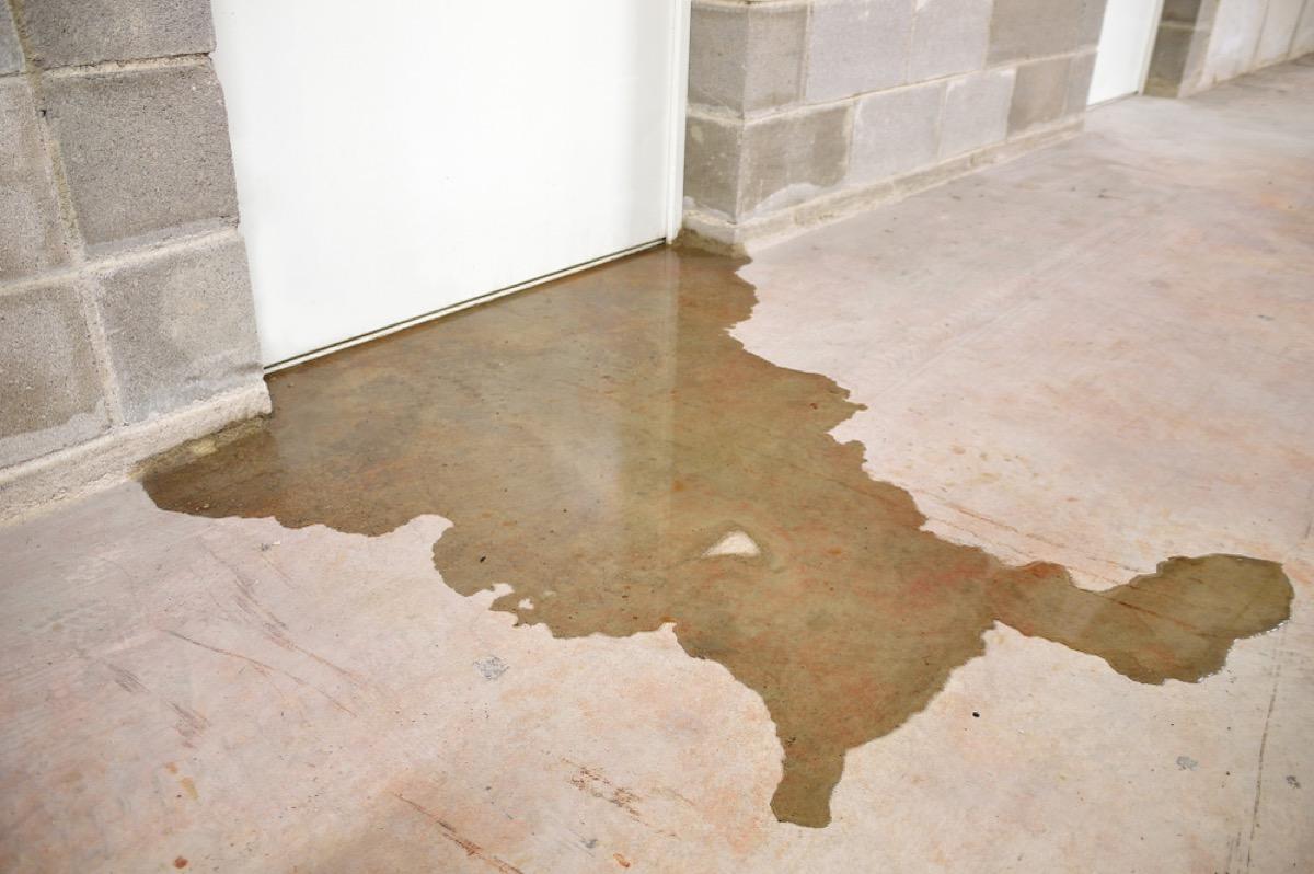 flooding basement home problems