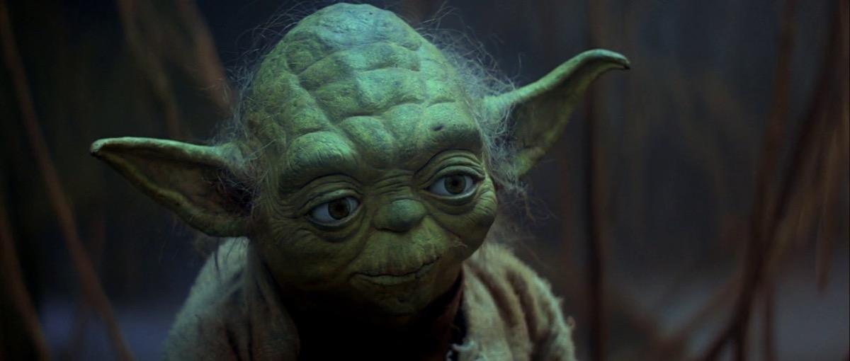 Yoda, Empire Strikes Back