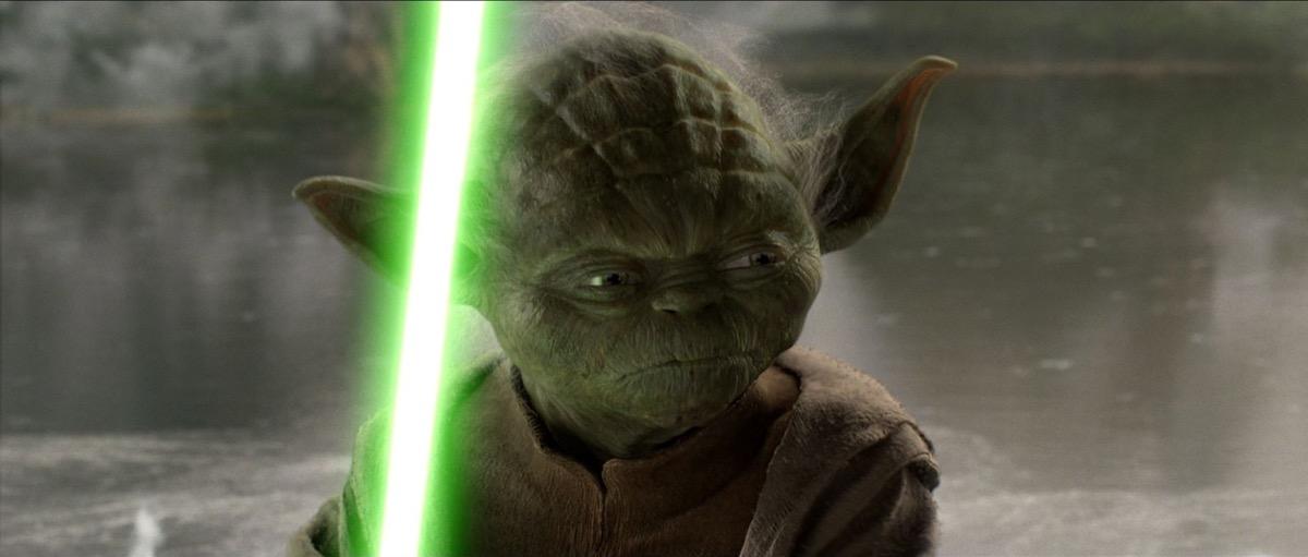 star wars yoda lightsaber, star wars jokes