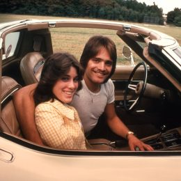 Young Couple in Their Car From the 1970s Cost of a Date