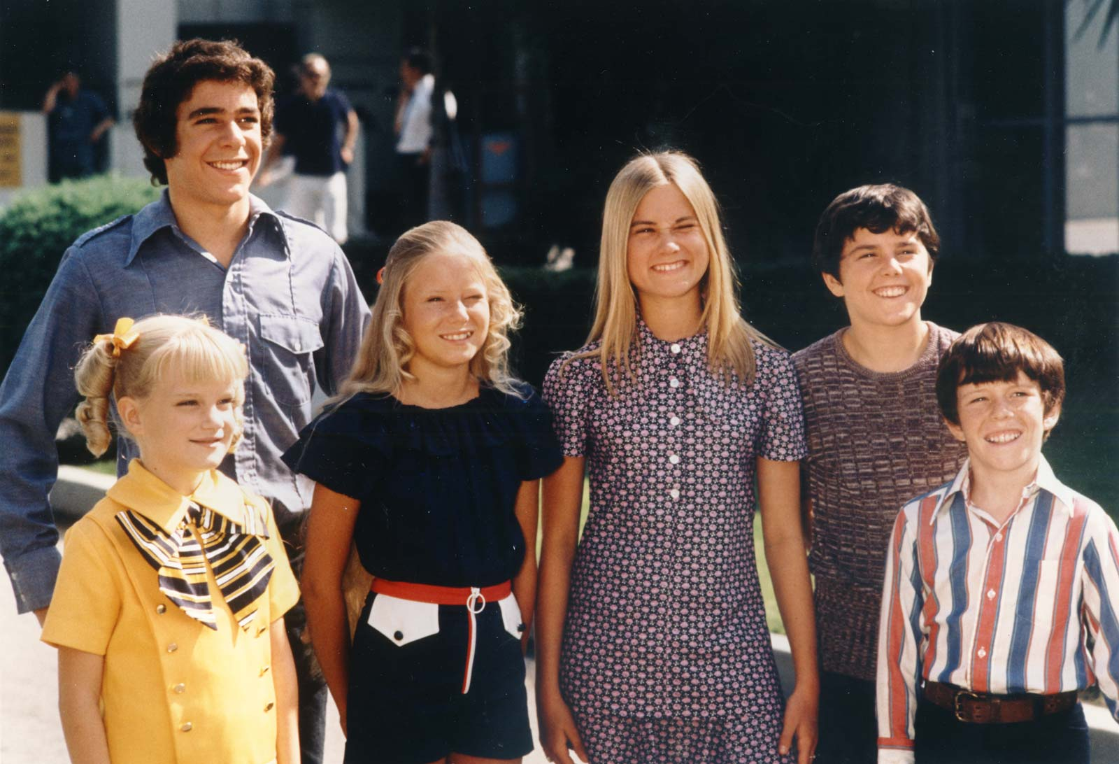 the cast of the brady bunch