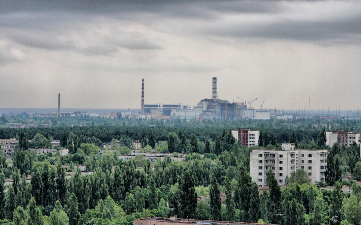 Chernobyl city, 1980s nostalgia
