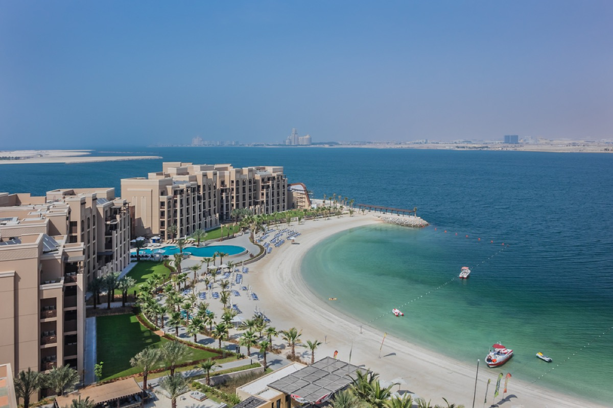 al marjan island, united arab emirates, most expensive things on the planet