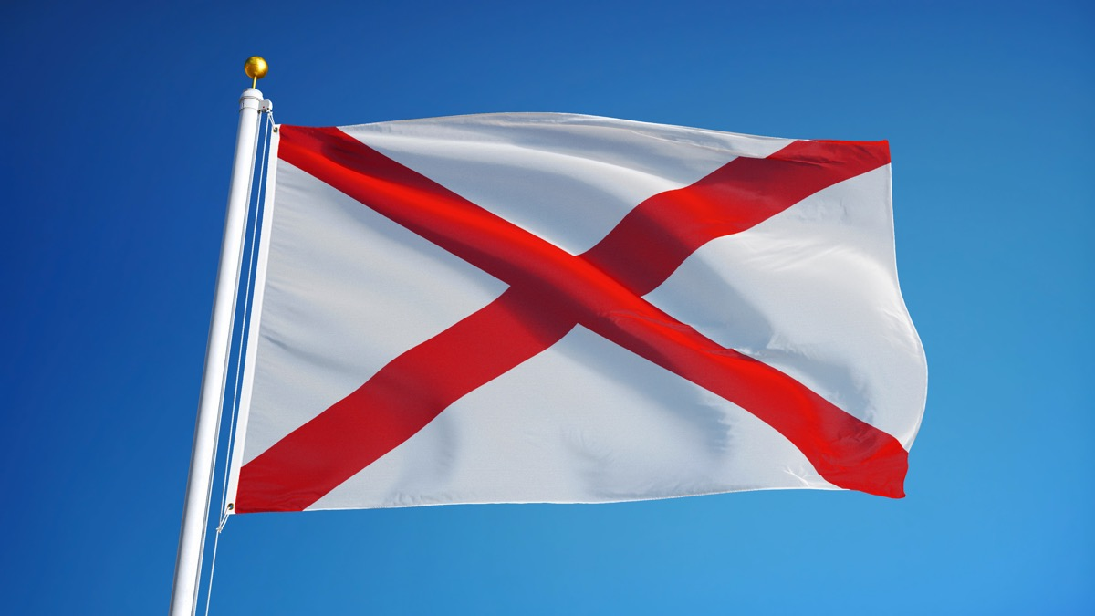 alabama state flag facts