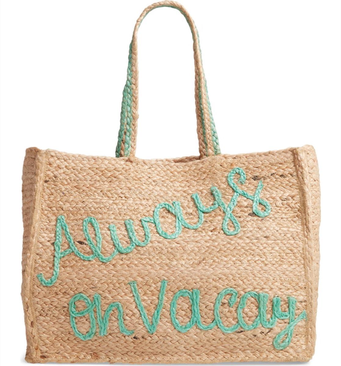 beach tote bag, amazing summer buys