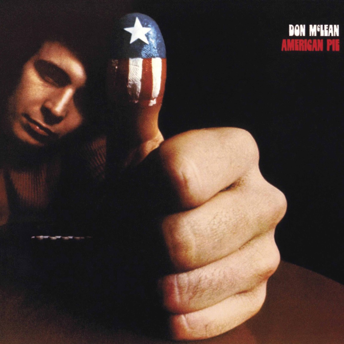 cover art for american pie song by don mclean, 1970s nsotalgia