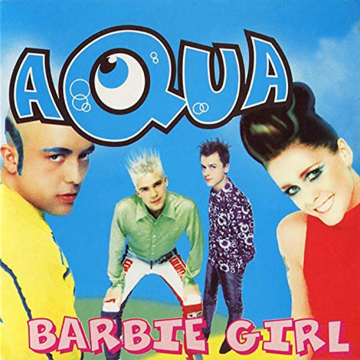 aqua barbie girl, things only 90s kids remember