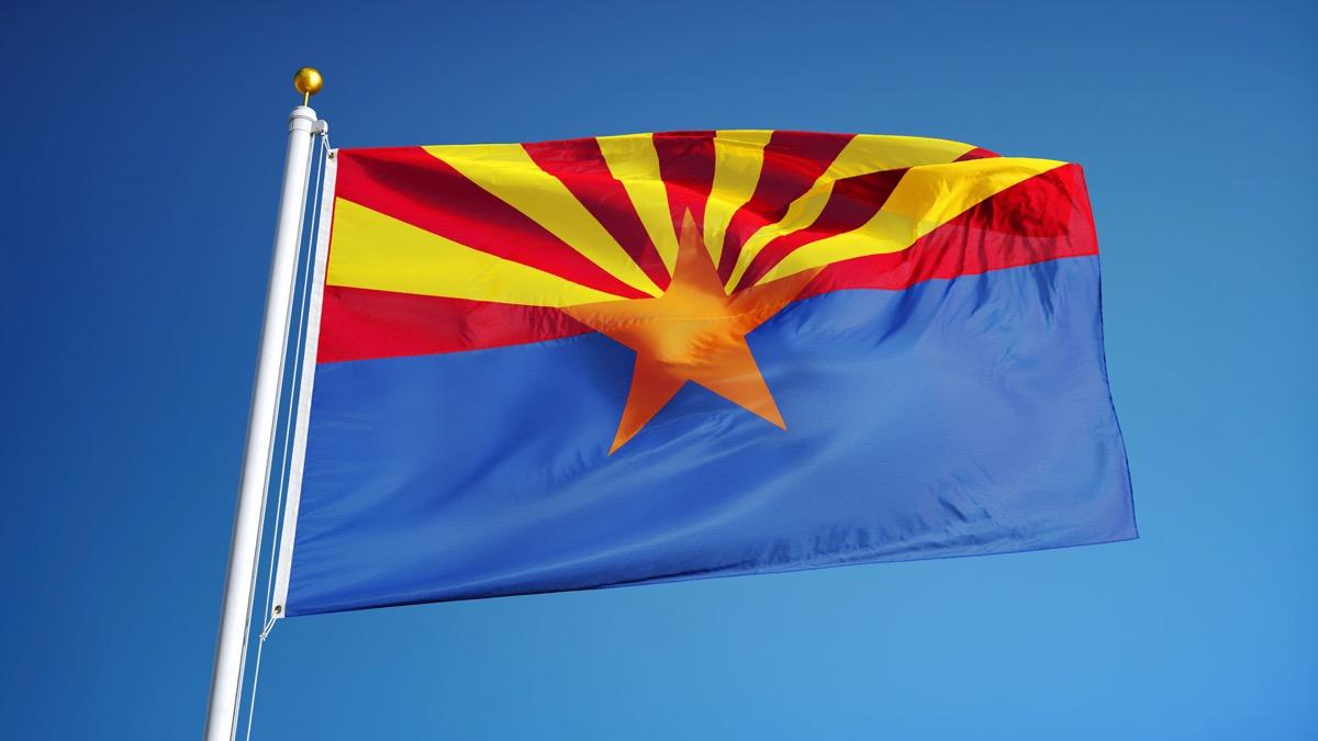 arizona state flag facts