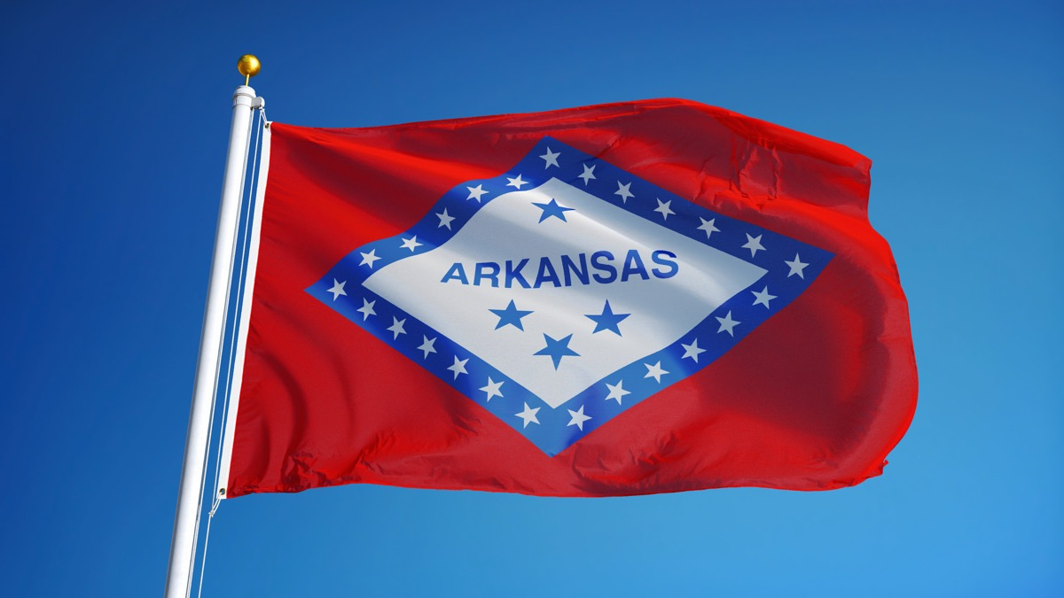 arkansas state flag facts