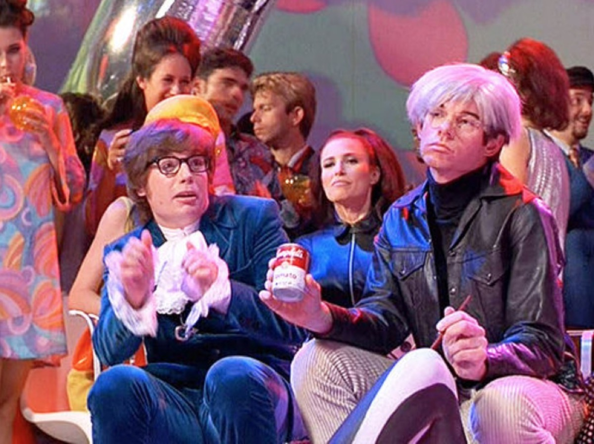 austin powers movie, things only 90s kids remember
