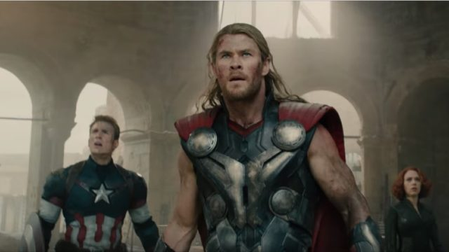avengers age of ultron highest-grossing summer movies