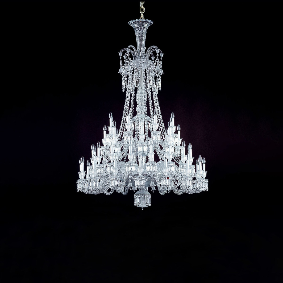 Baccarat Chandelier Most Expensive Things on the Planet