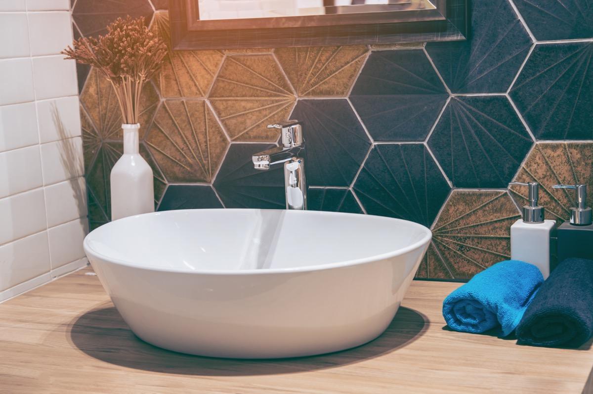 Bathroom Sink Dirtiest Things in Your Home