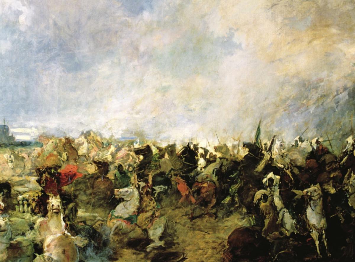 Battle of Guadalete Ramadan