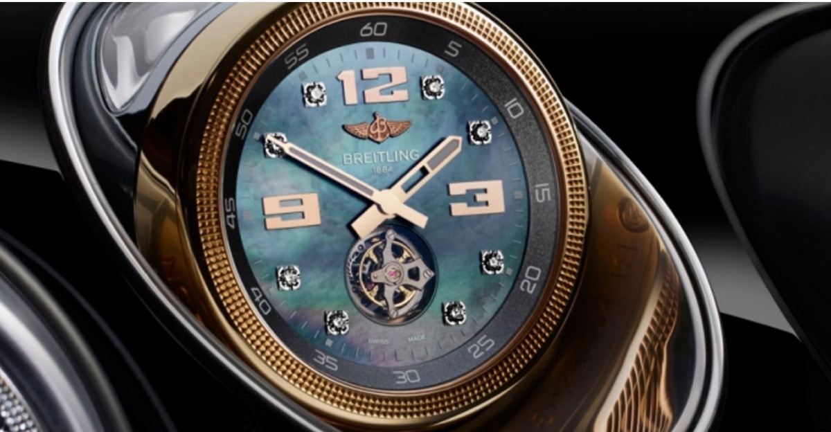 breitling bentley most expensive things in the world