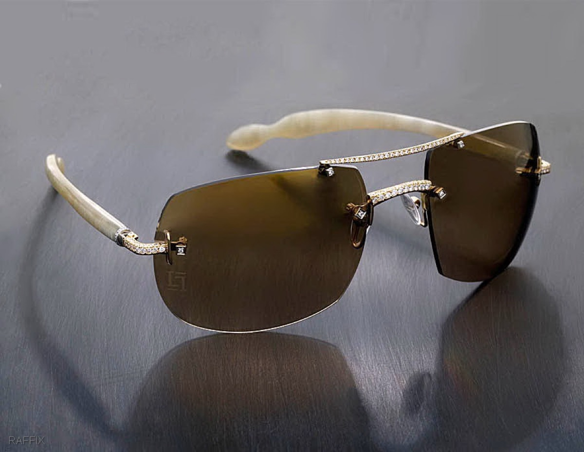 Luxuriator Sunglasses Most Expensive Things on the Planet
