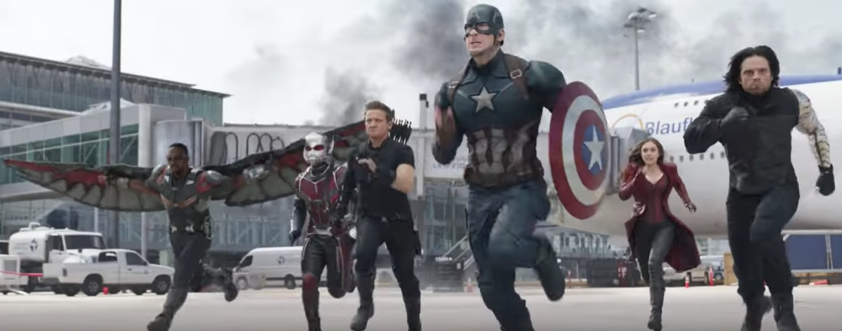 captain america: civil war highest-grossing summer movies