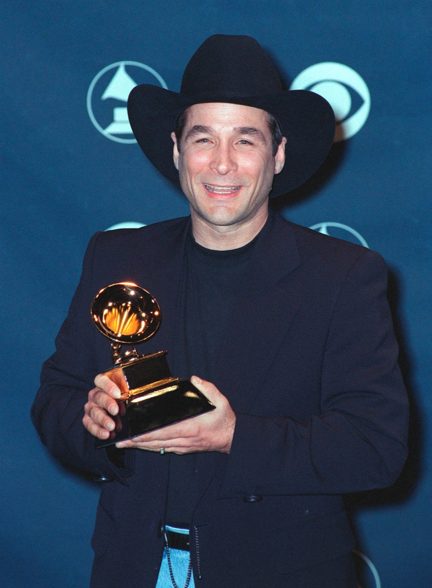 Clint Black at 41st annual grammy awards