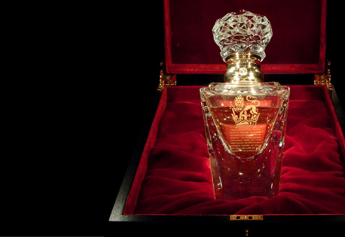 Clive Christian Perfume Most Expensive Things on the Planet