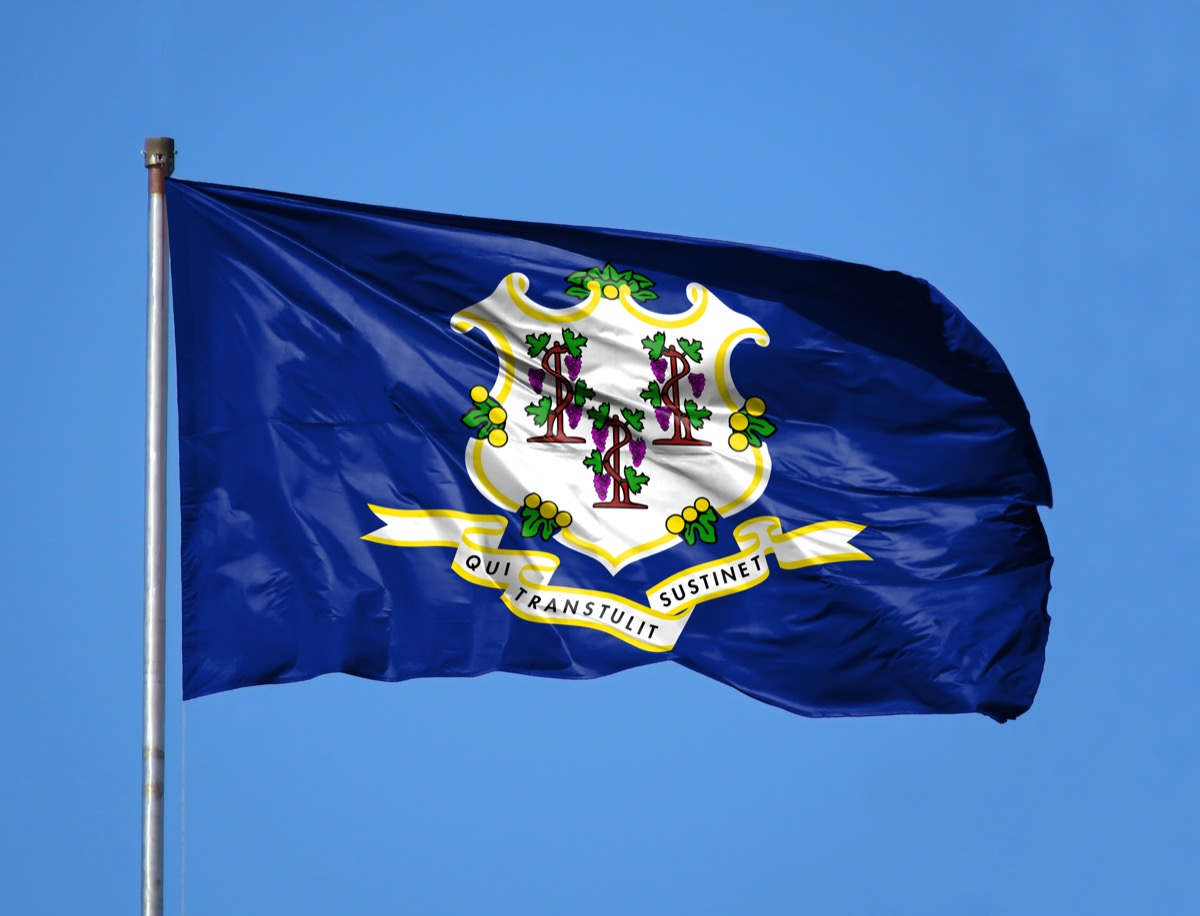 connecticut state flag facts