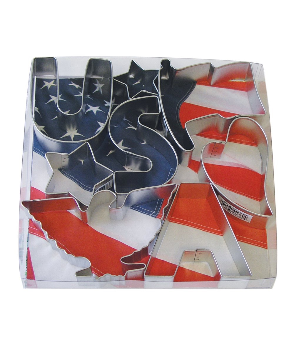 Fourth of July Cookie Cutters Fourth of July Accessories
