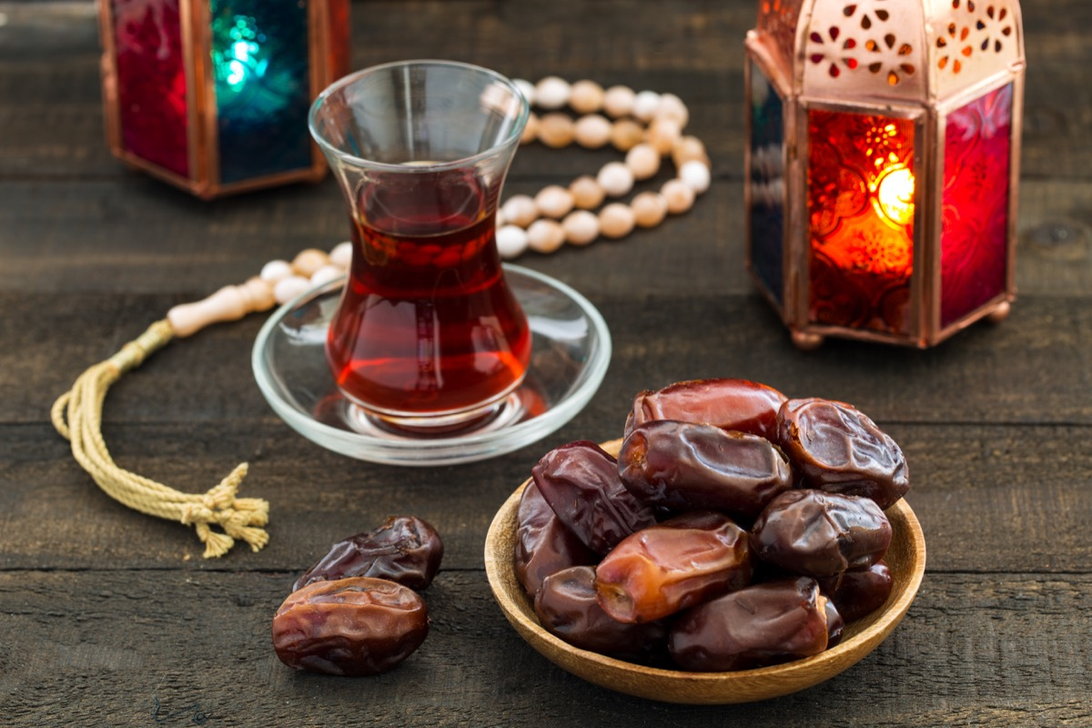 A Bowl of Dates For Ramadan