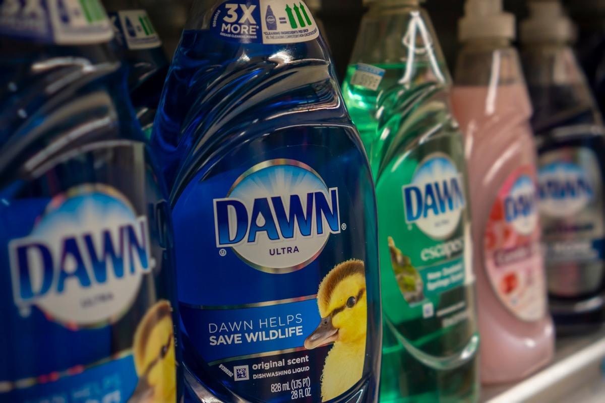 dawn soap, 1980s nostalgia