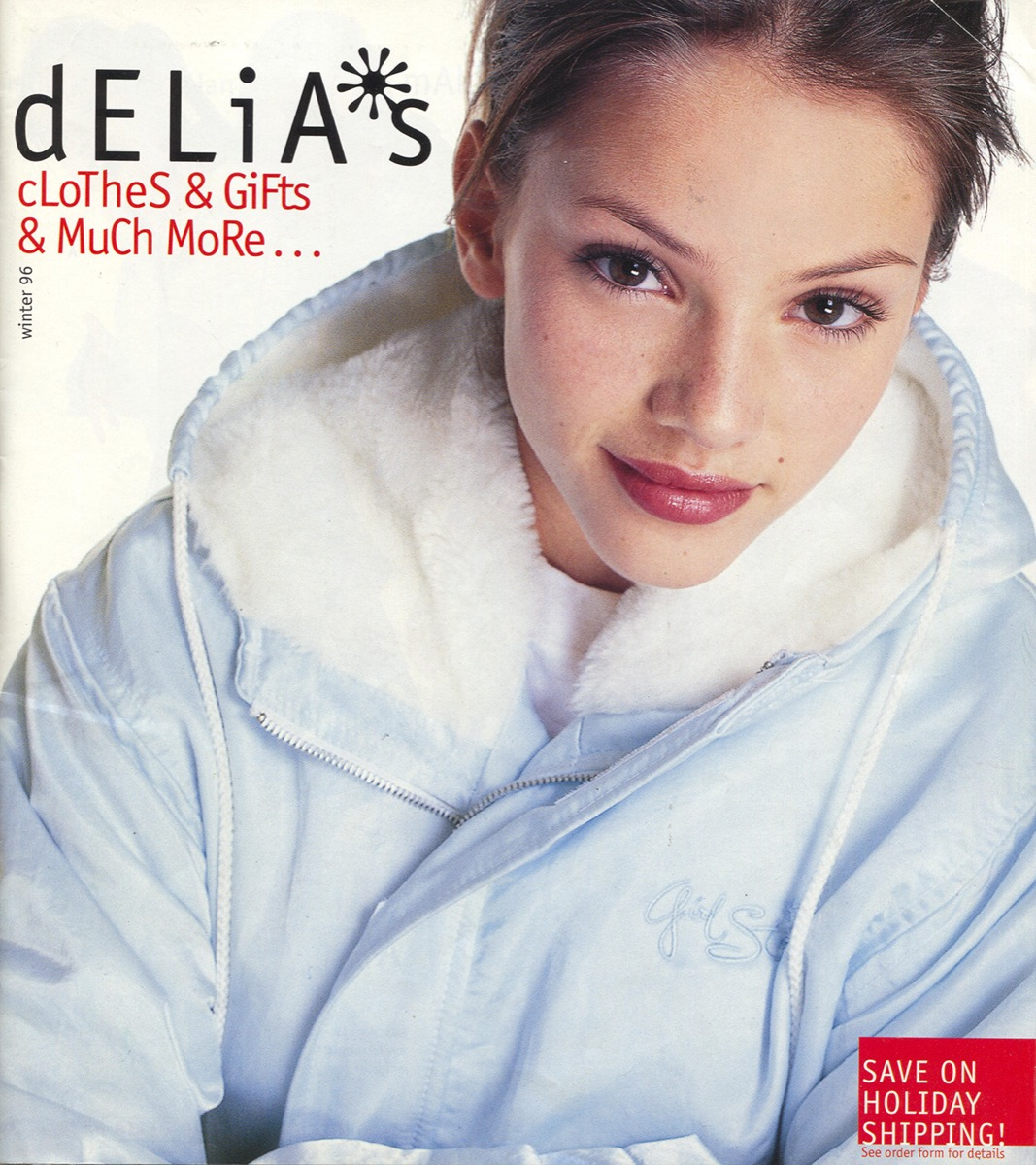 delia's catalog, things only 90s kids remember