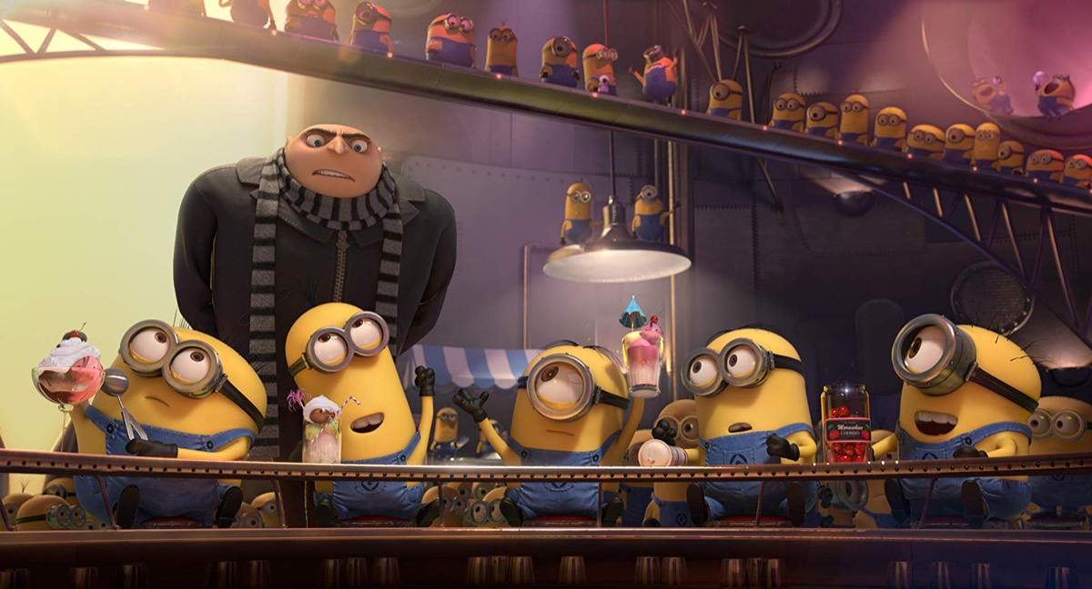 despicable me 2 highest-grossing summer movies