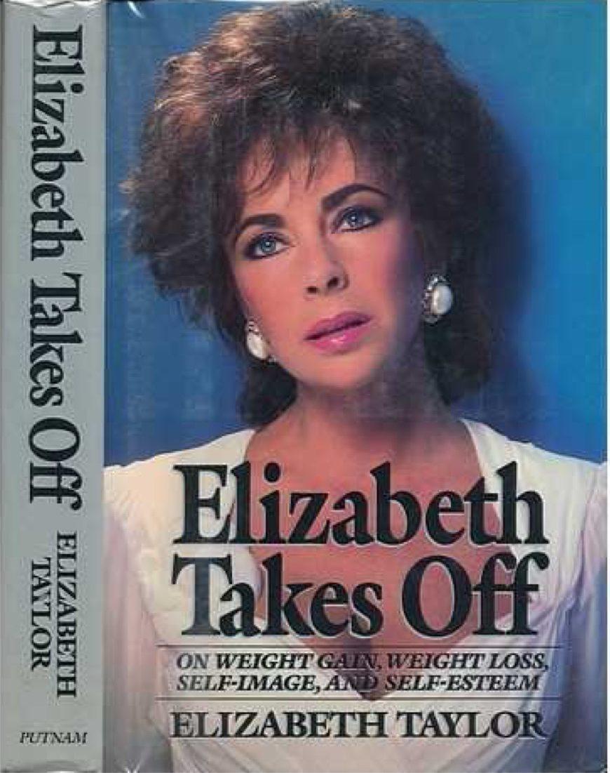 elizabeth takes over book cover, 1980s nostalgia