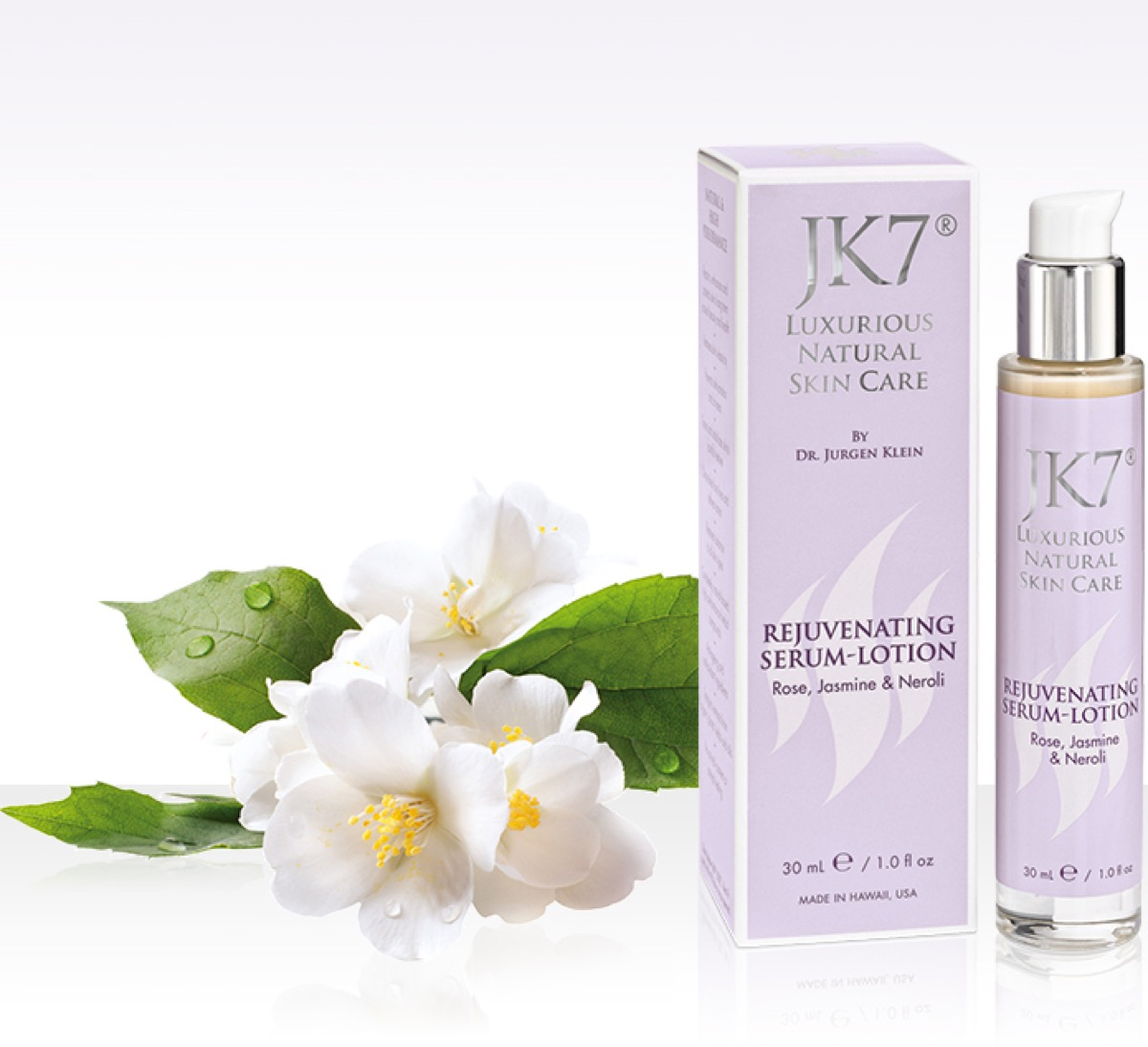 JK7 Rejuvenating Serum Lotion Most Expensive Things on the Planet