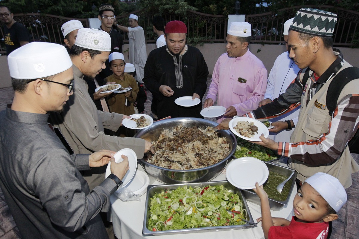 The Festival of the Breaking of the Fast Ramadan