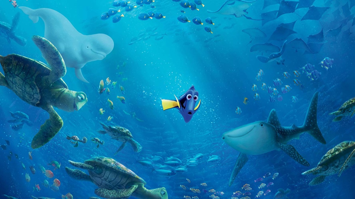 finding dory highest-grossing summer movies