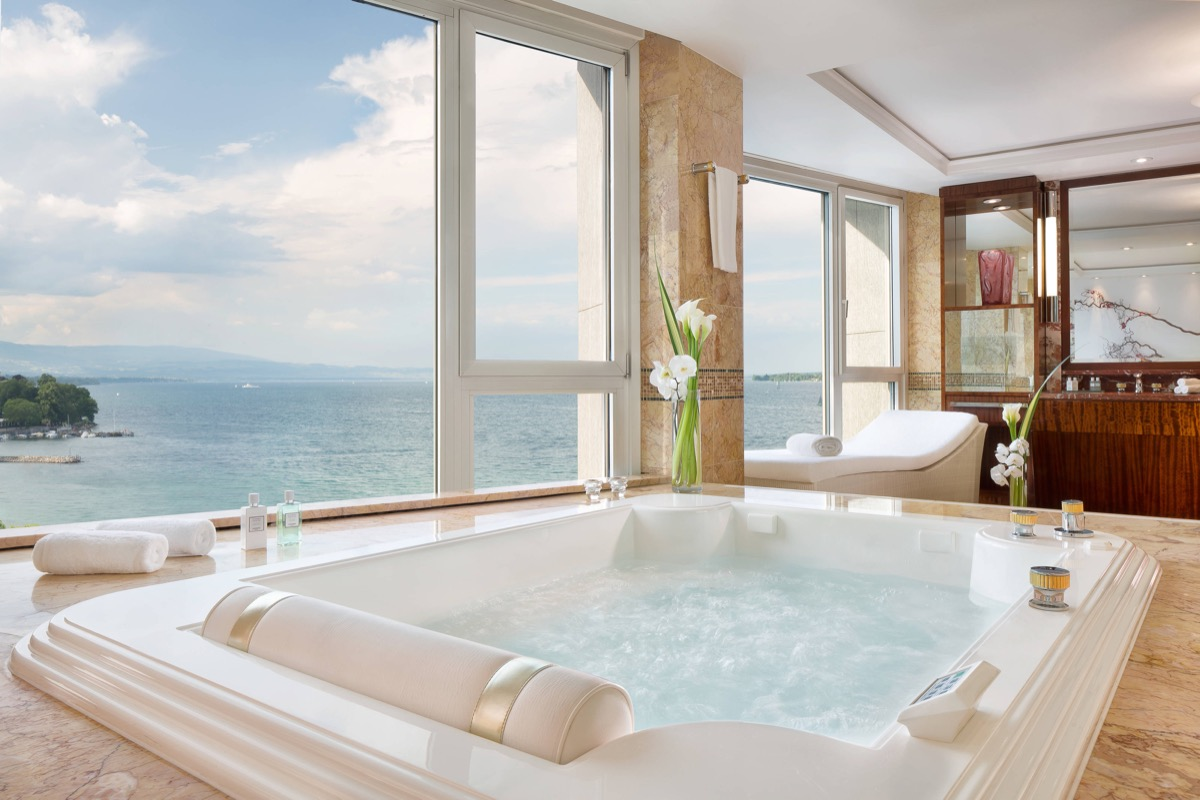 Hotel President Wilson Suite Most Expensive Things on the Planet